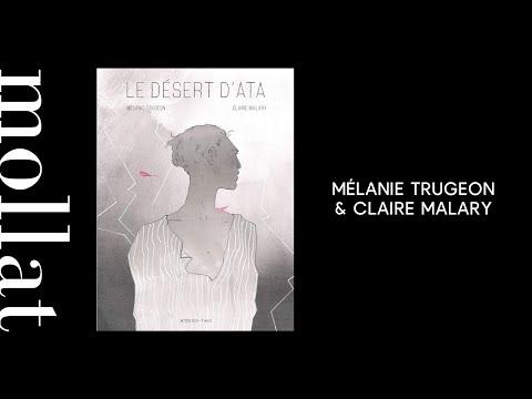 Mélanie Trugeon & Claire Malary - Le désert d'Ata