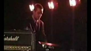 Cherry Poppin' Daddies 8/9/97 - Dave's Pie Shoppe (10 of 14)