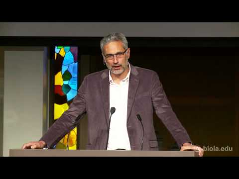 Rick Langer: Practicing Prophetic Civility in Today's Society [Talbot Chapel]