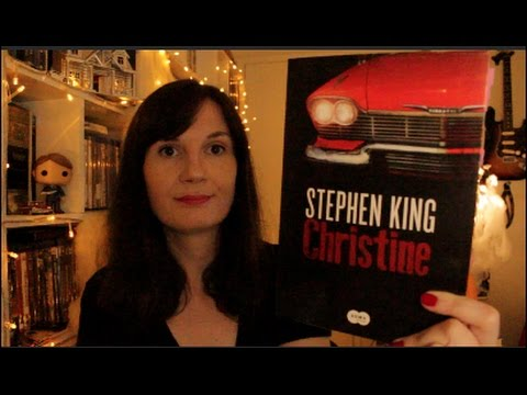 Christine (Stephen King) | Mês do Horror - Ano IV | Tatiana Feltrin