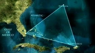 Le triangle des Bermudes - documentaire paranormal