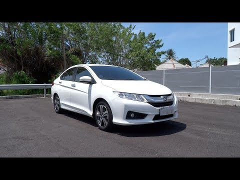 2014 Honda City 1.5V Start-Up and Full Vehicle Tour