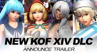 KOF XIV – NEW DLC Trailer