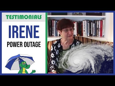 🐊 Our Pump Works During Power Outages! - Dry Guys Testimonial
