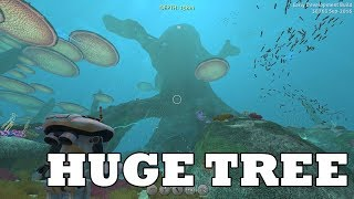 How To Find The Cuddle fish in the Mushroom Forest Tree in Subnautica 1.0 Full Release
