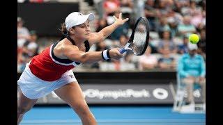 Preview: Petra Kvitova vs. Ashleigh Barty | 2019 Sydney International Final