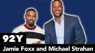 Jamie Foxx on meeting Ray Charles, getting rejected by Oliver Stone, and more