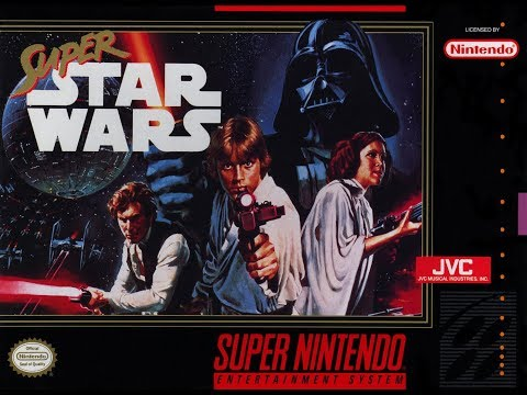 Are the Super Star Wars Games Worth Playing Today? - SNESdrunk