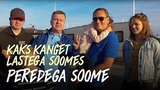 Kaks Kanget lastega Soomes – 1. osa – Perega laevaga Soome