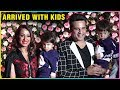 Krishna Abhishek And Kashmira Shah Arrive With The