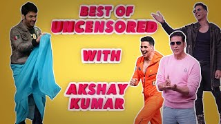 The Kapil Sharma Show - Akshay Kumar Trolls Kapil Time And Again Uncensored | Akshay Kumar