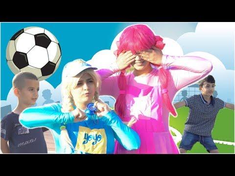 يويو ودودي كرة القدم - yoyo and dodi the soccer