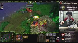 MooN Warcraft 3 06/25/2016 stream vod
