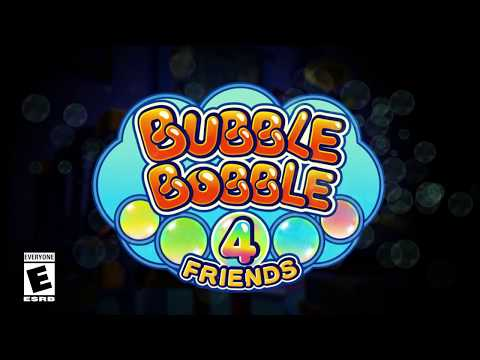 Bubble Bobble 4 Friends Announcement Trailer - Coming to North America 2020 thumbnail