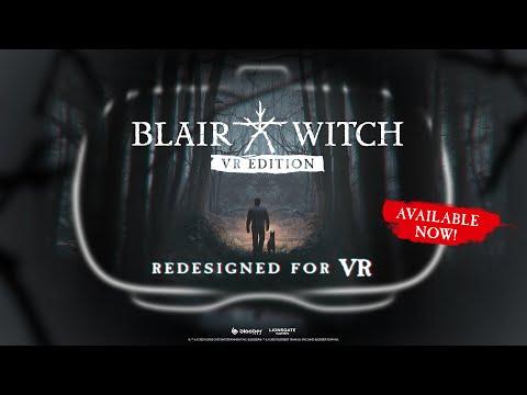 Oculus Rift Launch de Blair Witch VR