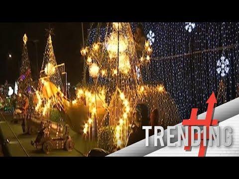 Christmas village ng Agusan del Sur