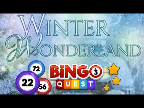 Bingo Quest Winter Garden - Christmas Adventure wideo