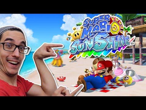 Super Mario Sunshine - Leyendas & Videojuegos