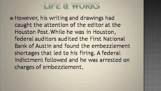 William Sydney Porter  O,Henry  Life & Works