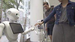 Meet the Robots Powering Japan's New Tech Movement