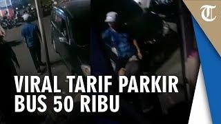 Viral Bus Ditarik Rp50 000, Ini Tarif Parkir di Kota Malang Sesungguhnya