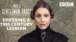 How Do You Dress A 19th Century Lesbian?   Gentleman Jack - BBC