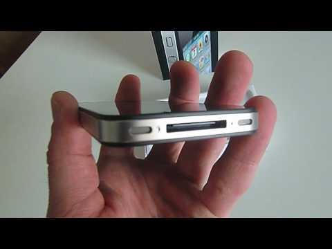 0 Testbericht: Apple iPhone 4 - konsequente Weiterentwicklung im edlen Design mit neuen Features  Apple Apple iPhone 4 Handys Reviews Smartphones Technology Testberichte