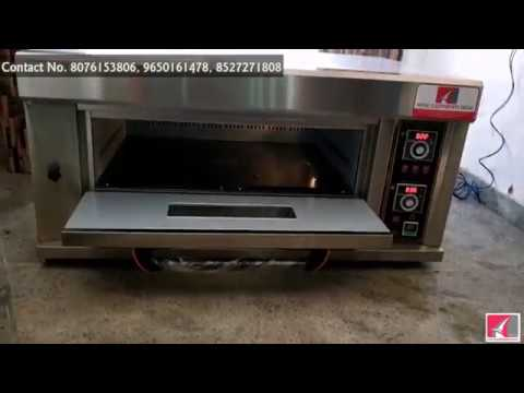 Single Deck Oven-Gas