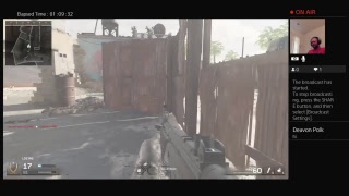 (PS4) Call Of Duty: Modern Warfare Remastered Gameplay : Part 1
