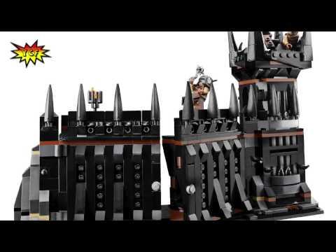 Vidéo LEGO Le Seigneur des Anneaux 79007 : La Bataille de la Porte Noire