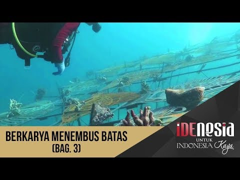 Idenesia: Teguh Ostenrik - Berkarya Menembus Batas Segmen 3