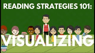 Visualizing - Reading Strategies & Skills for Comprehension - Educational Video for Elementary Kids