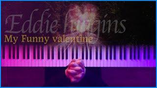 제목은 발렌타인데이 초콜릿 으로 하겠습니다. 근데 이제 피아노를 곁들인. [My funny valentine - Eddie Higgins] | 60초클래식
