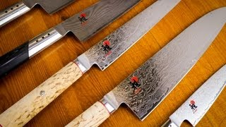 Miyabi Knives - Sharpest Knives in the World - Japanese Knife