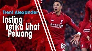 Gerakan Tipuan Sepak Pojok Trent Alexander-Arnold Jadi Penentu Kemenangan Liverpool