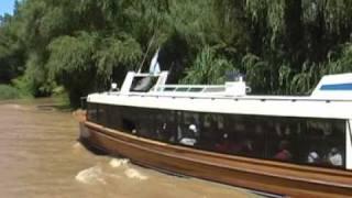 preview picture of video 'Sturla Viajes - Paseo por el Delta de Tigre..wmv'