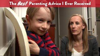 The Best Parenting Advice I Ever Received | CloudMom