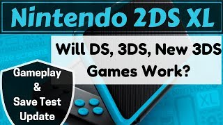 how to play ds games on new 3ds xl - TH-Clip