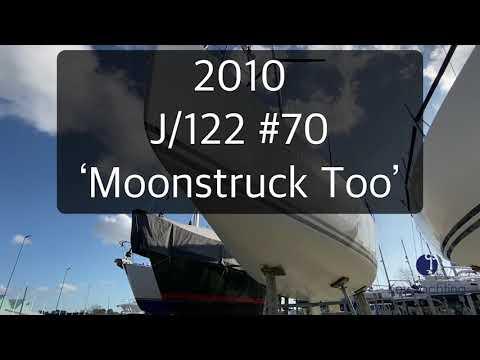 J Boats J/122 video