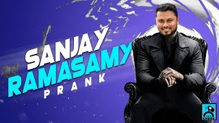 Sanjay Ramasamy Prank | Fun Panrom | Black Sheep