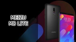 Смартфон Meizu M8 lite 3/32GB White от компании Cthp - видео 3