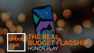 Honor Play Hands-On, Quick Review