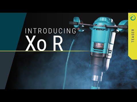 Collomix handmixer Xo 1 R HF