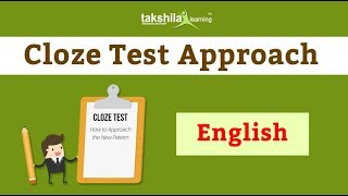 Cloze Test | English - How to Solve Cloze Test by an easy approach For SSC, BANK