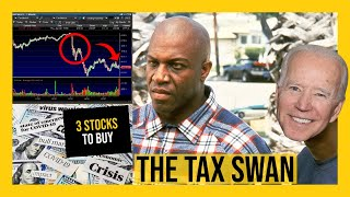 The Stock Market Is ACTUALLY GOING CRAZY!! - My Watchlist - 3 STOCKS TO BUY NOW!!