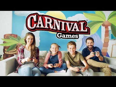 Carnival Games - Nintendo Switch Launch Trailer thumbnail
