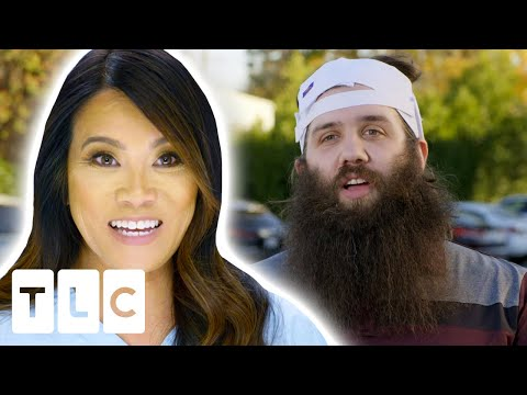 Dr. Sandra Lee Gets Rid Of 8 Cysts On This Man's Head | Dr. Pimple Popper