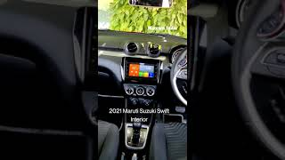 2021 Maruti Suzuki Swift #shorts #swift2021 #marutisuzuki  #swift2021 #swiftreview #swiftinterior
