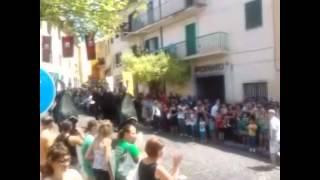 preview picture of video 'Palio di Castel Madama 2012 [Parte 1]'