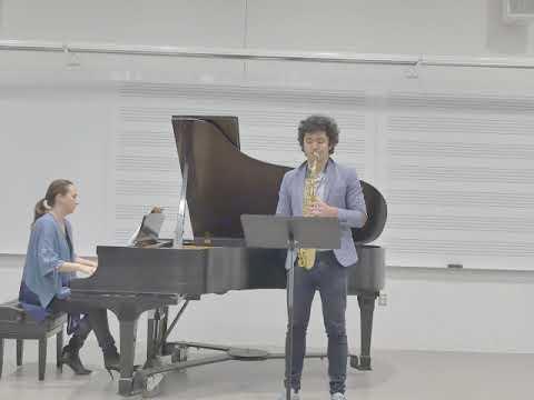 Henri Tomasi: Concerto, II. Final, Giration